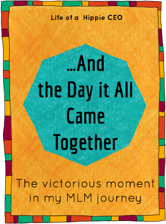 the victorious moment in my MLM journey