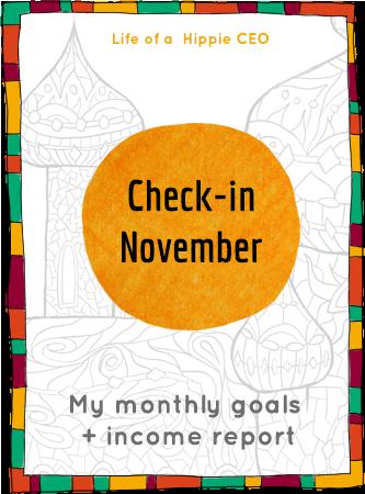 check in november