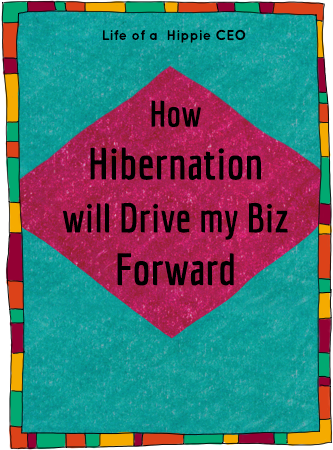 how hibernation will drive my biz forward
