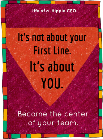 its not about your first line its about you