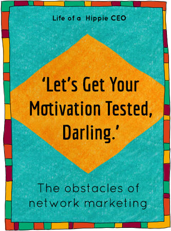 lets get your motivation tested darling