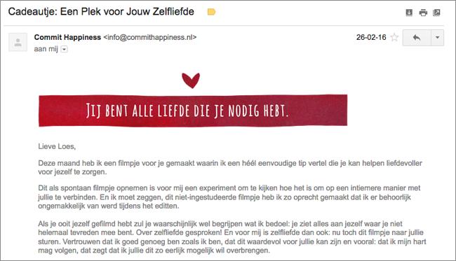 eerste-mail